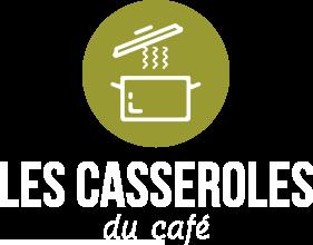 Logo Les Casseroles du Café